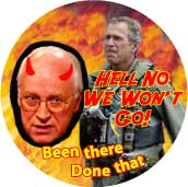 cheney in hell